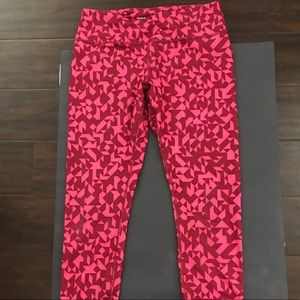 Ladies Reebok fitness leggings